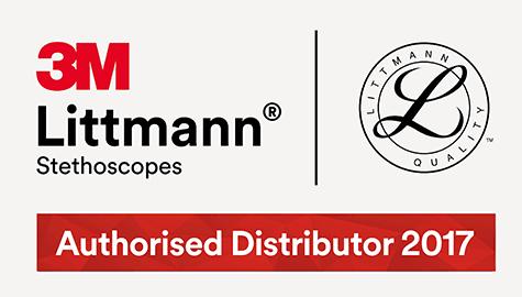 Authorised Retailer of Littmann Stethoscopes