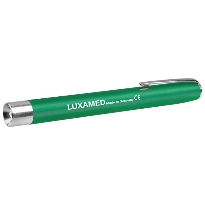 Luxamed Penlight mit Glühlampeund Clip-Schaltung