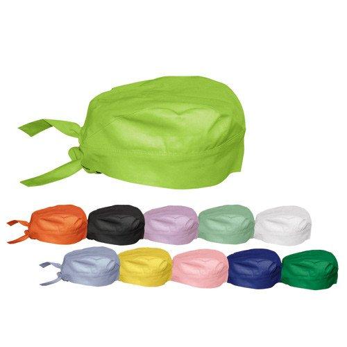 Monoart® Bandana Surgical Cap linden green