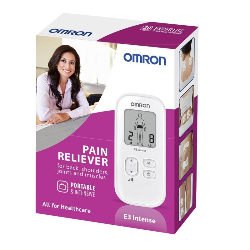 Omron E3 Intense TENS Device