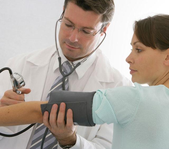 Blood Pressure Monitor for Blood Pressure Measurement