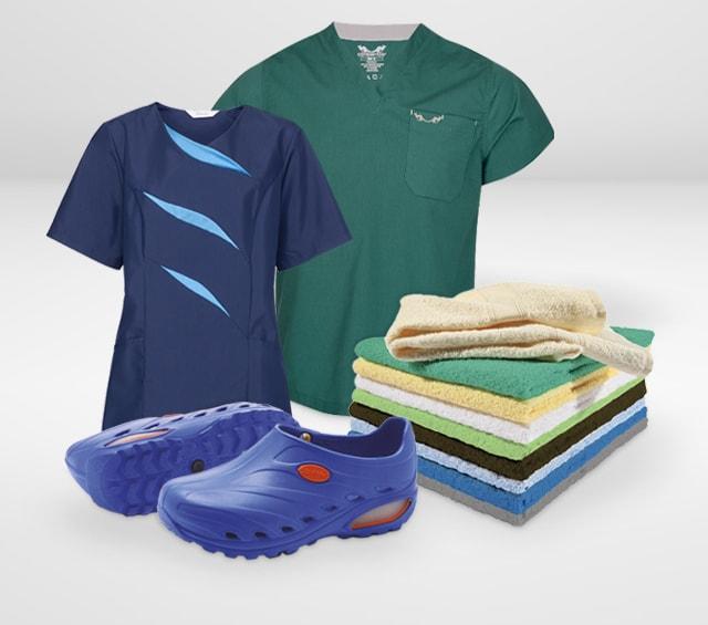 Vêtements pour le cabinet dentaire
