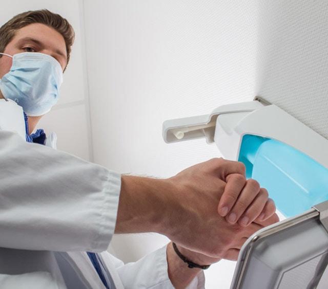 Desinfectie