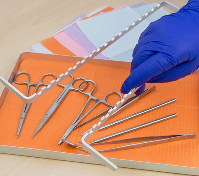 Dental Instrument Tray Accessories
