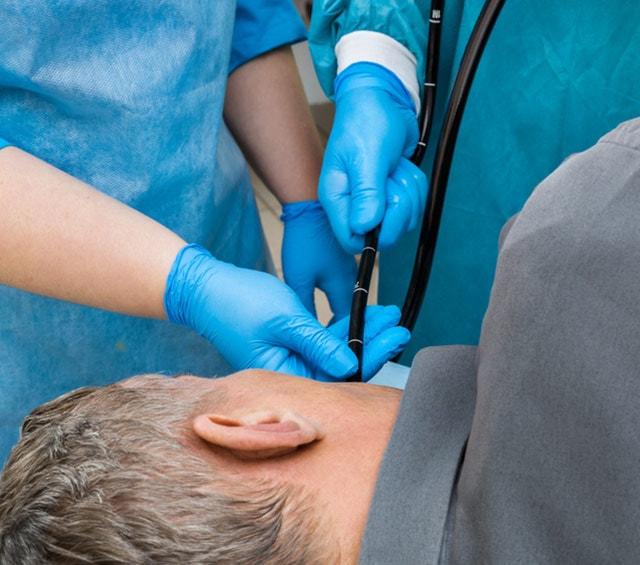 Rigid Endoscope for Endoscopy