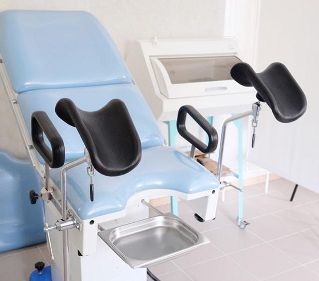 Fauteuils gynécologiques pour cabinet médical et hôpital