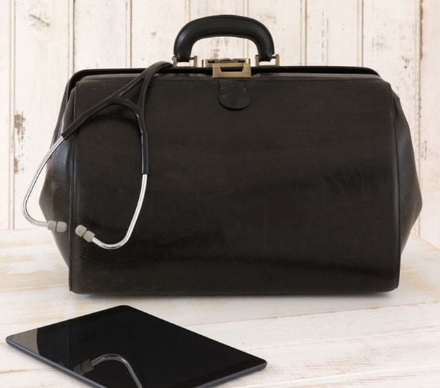 Gladstone Bags and Doctor's Bags