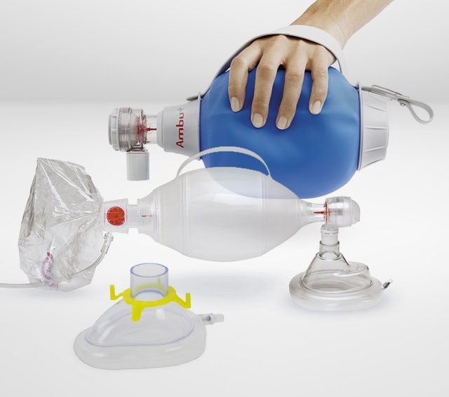 Resuscitators and Ambu Bags for Emergency Resuscitation