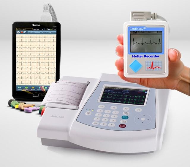 ECG-apparaten