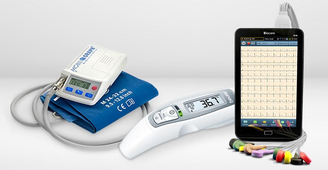 Homecare-Produkte für die Diagnostik
