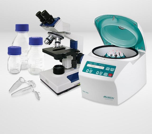 Zaopatrzenie laboratorium