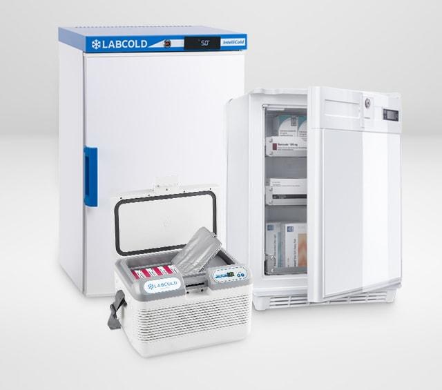 Réfrigérateur à médicaments pour cabinets, cliniques et laboratoires