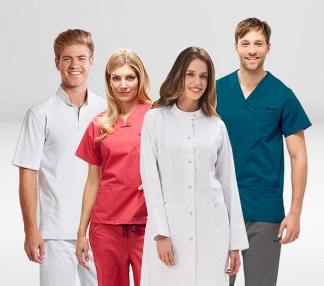 Medizinische Bekleidung