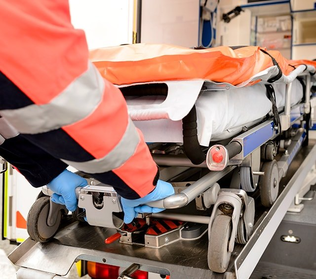 Notfallausrüstung und Notfallbedarf