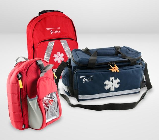 Notfallrucksack und Notfalltasche