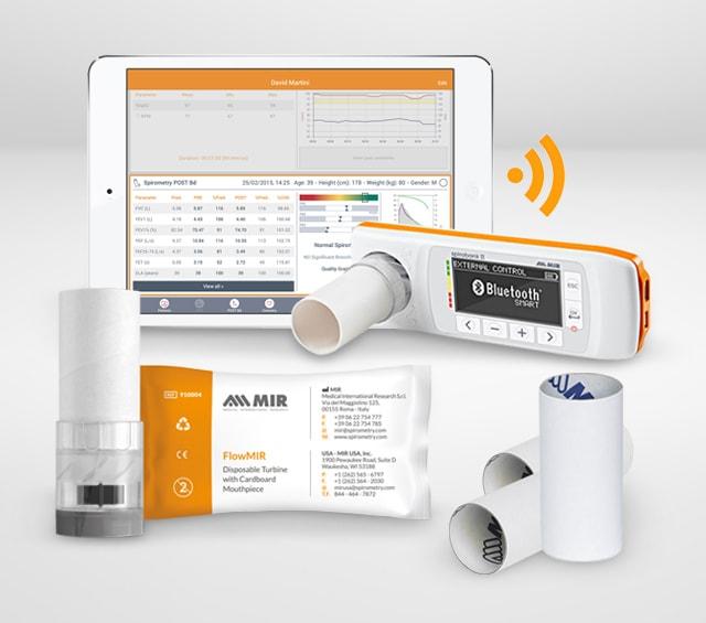 Spiromètres