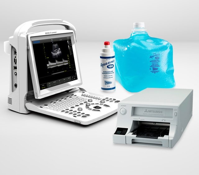 Ultrasound Machines and Sonography Accessories