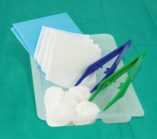 Kits de cuidado de heridas