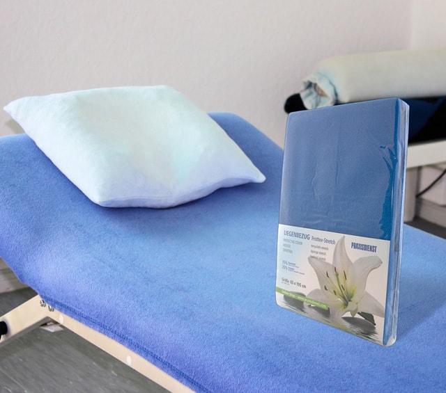 Housses pour tables d'examen et de traitement