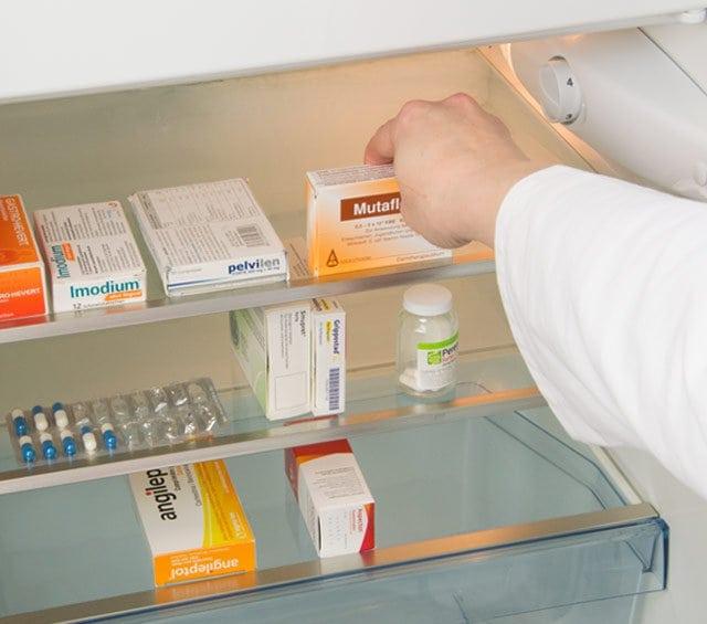 Neveras de farmacia