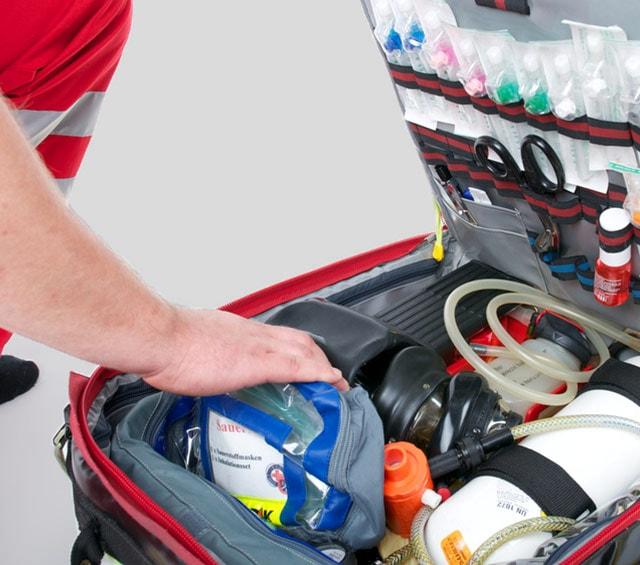 Bolsas y mochilas de supervivencia