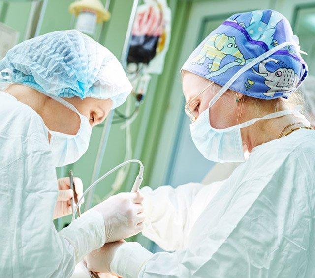 Czepki chirurgiczne