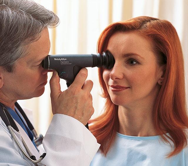 Otoskope und Ophthalmoskope