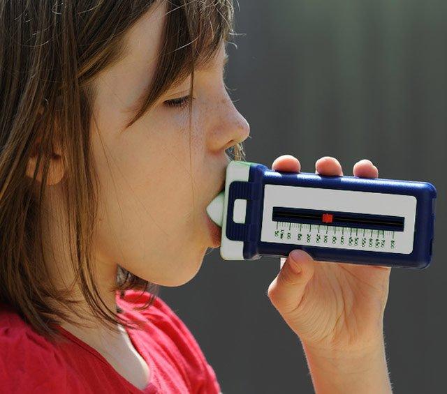 Peak Flow Meters for Testing Lung Function