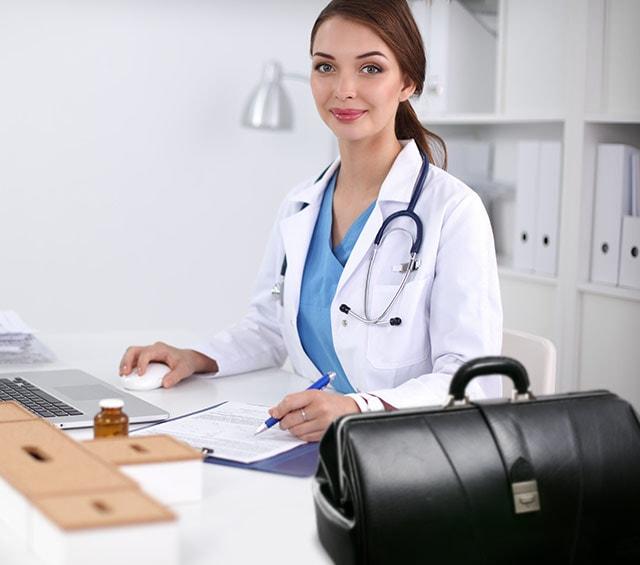 Organizacja gabinetu lekarskiego