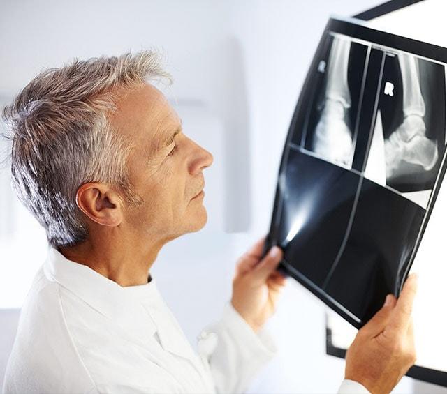 Röntgenbedarf für Arztpraxis und Krankenhaus