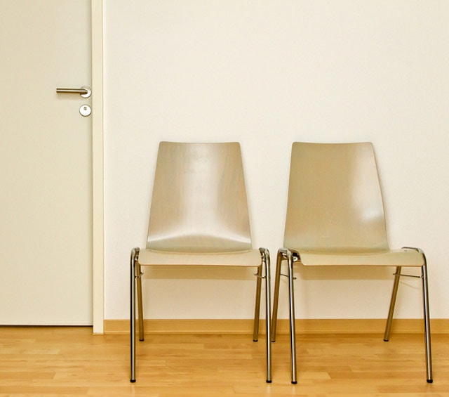 Chaises de salle d'attente et fauteuils d'accueil