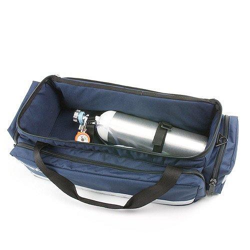 Système d'oxygénothérapie avec bouteille en aluminium 2 litre