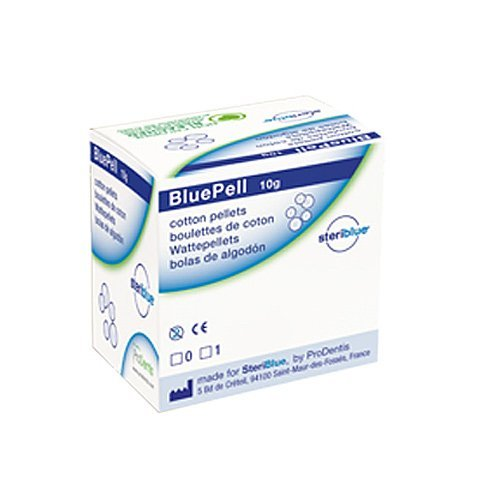 BluePell Watte-Pellets von SteriBlue