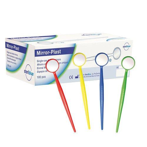 Specchietti dentali monouso
