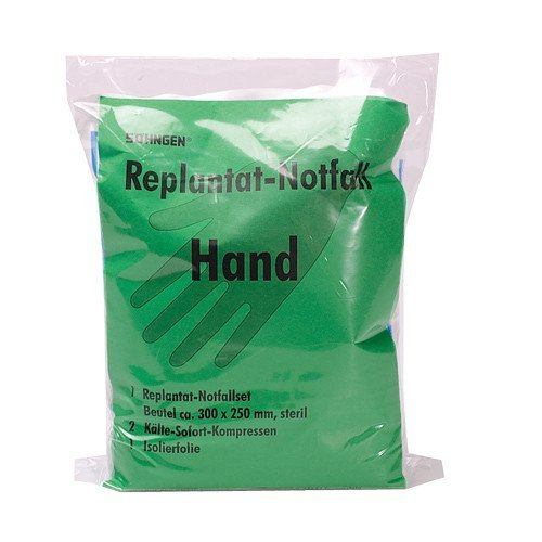 Replantation Set small (hand) from Söhngen W.