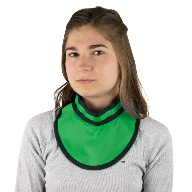 Röntgenschutz Schilddrüse grün