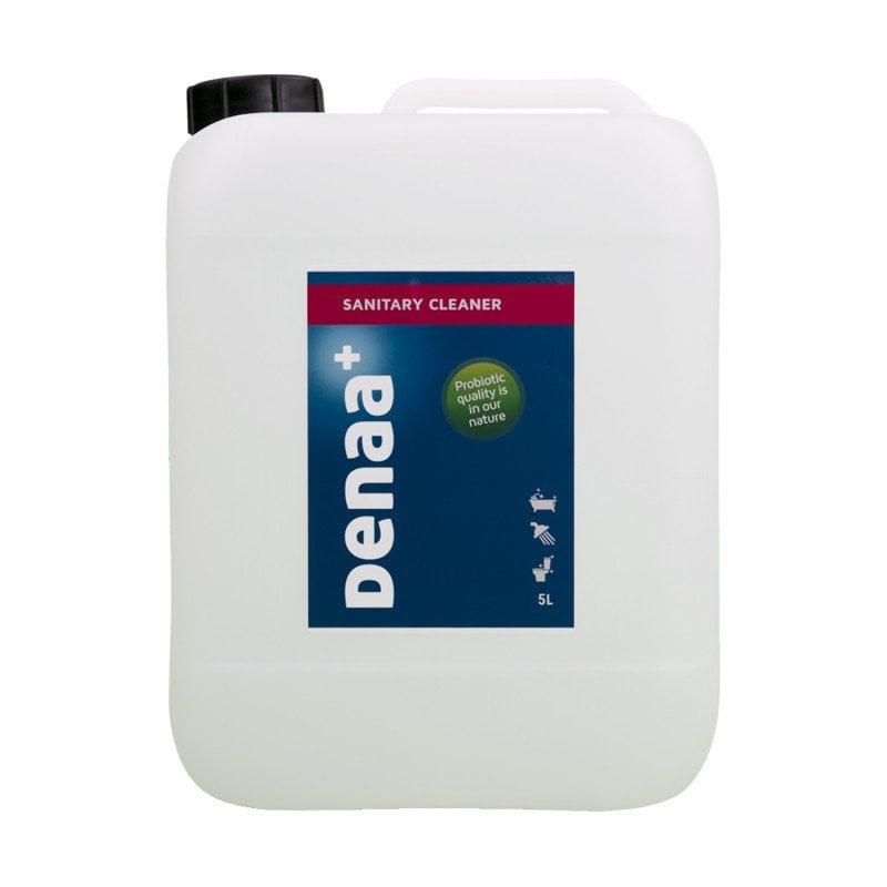DENAA+ Sanitärreiniger 5 Liter Kanister mit probiotischen Mikroorganismen