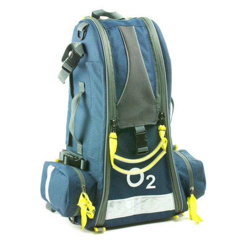 Zaino d'emergenza per ossigeno Brügge