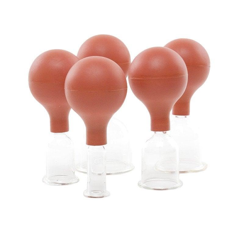 Zuigglas met dopje en ballon