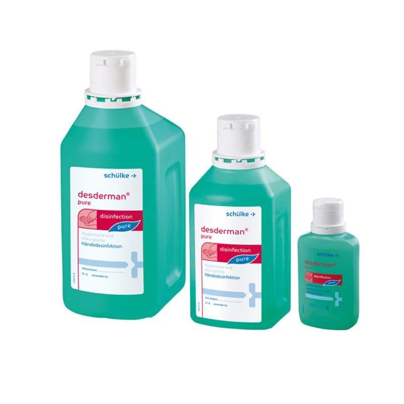 Desderman Pure, Hand Sanitizer 100 ml