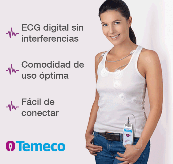 Temeco ECG - Ventajas
