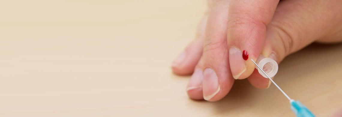 Schutz vor Nadelstichverletzungen