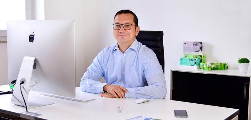 Michael Heine - Managing Director for Praxisdienst GmbH & Co. KG