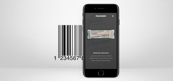 App with Barcode