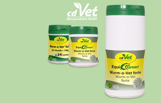 Wurm-o-Vet for Dogs & Horses