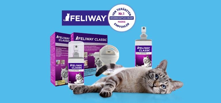 Feliway Classic - stressverminderung voor katten