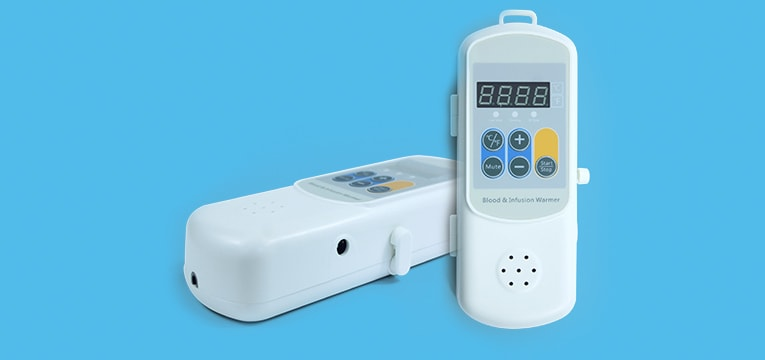 VET TEMP 2 infuusverwarmer