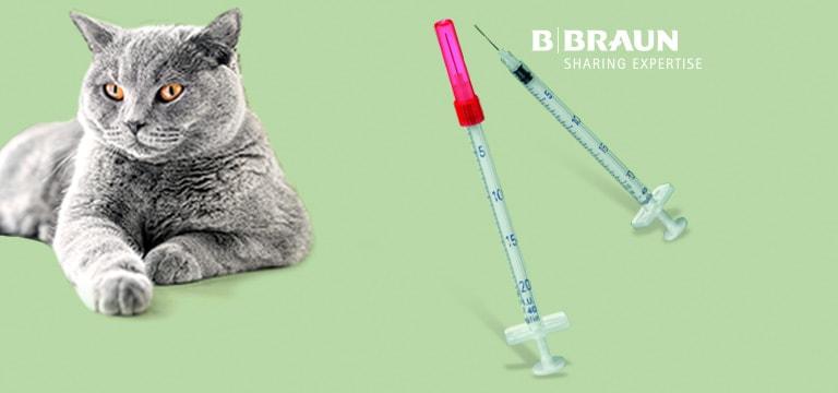 Insulin-Spritzen