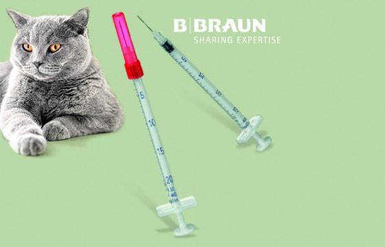 Siringhe per insulina Omnican 20