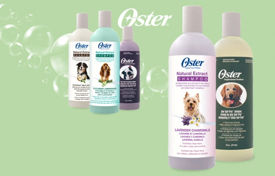 Champú para perros Oster